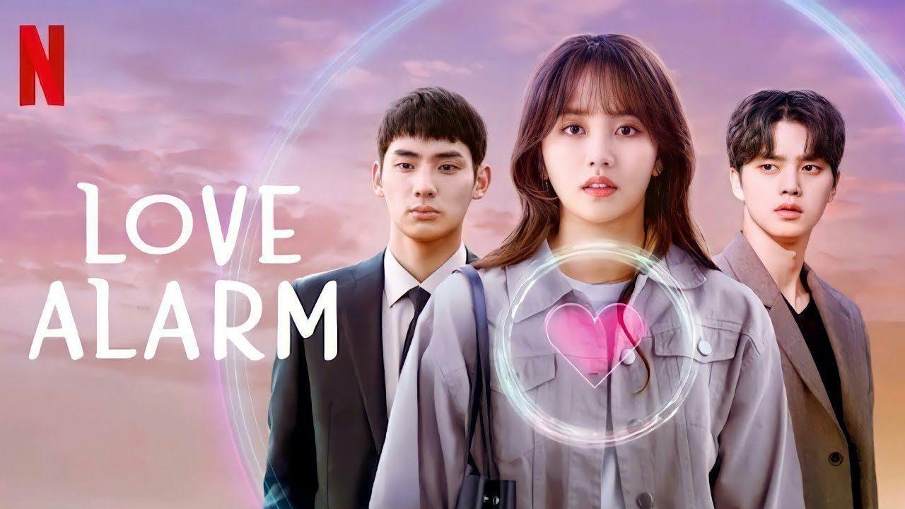 'Love Alarm': Tựa phim phản ánh thời cuộc và hình ảnh ẩn dụ về mặt trái của công nghệ trong 'chuông báo tình yêu'