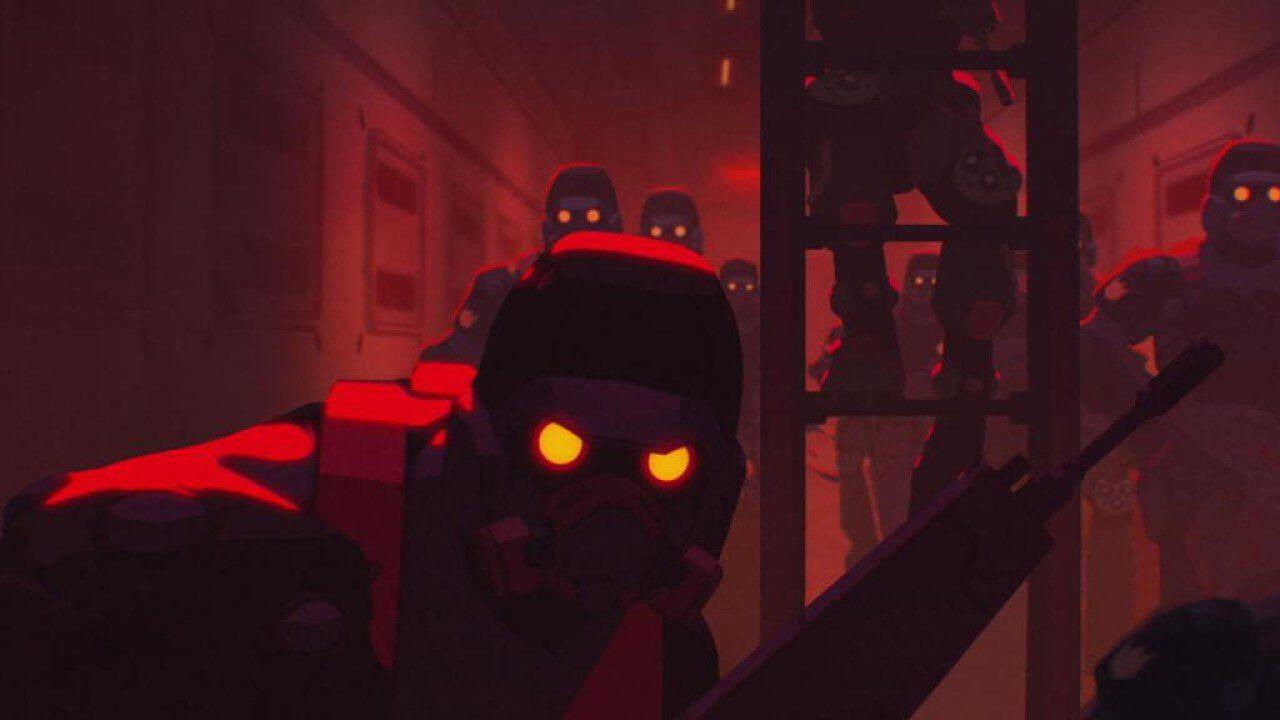 'Love, Death & Robots': Tập 15 – Blindspot