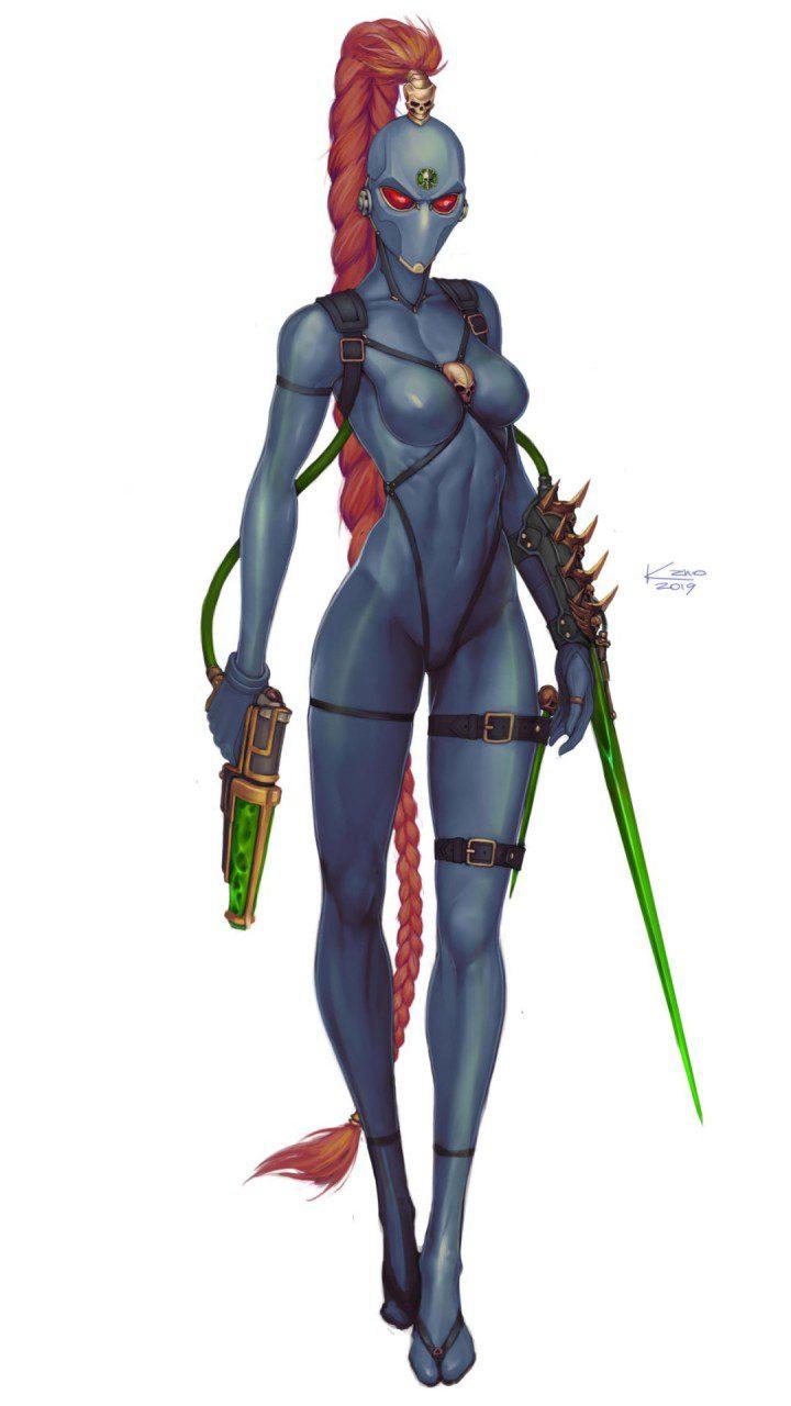Officio Assassinorum: Tổ chức sát thủ bí ẩn của Imperium - Officio Assassinorum