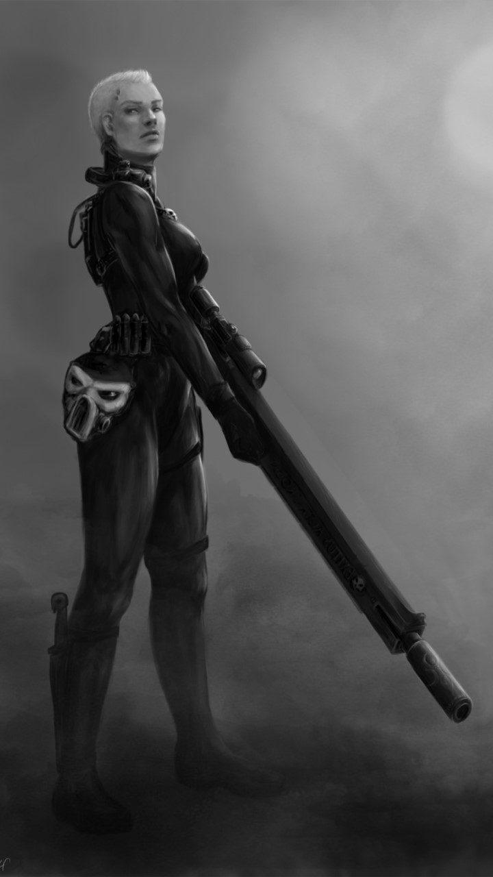 Vindicare Assassin: Những bậc thầy của nghệ thuật bắn tỉa - Vindicare Assassin