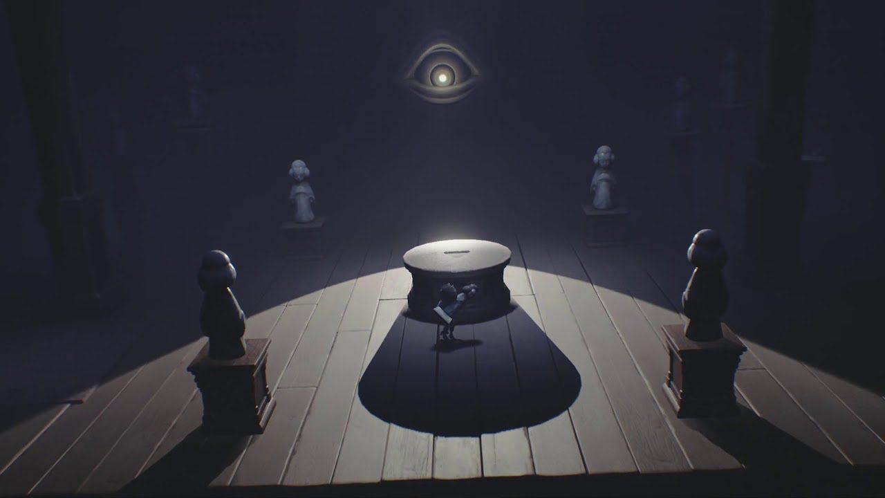 Giả thuyết về thế giới ma quỷ của Little Nightmares: Một nước Nhật bị vặn xoắn trong chiến tranh - Little Nightmare