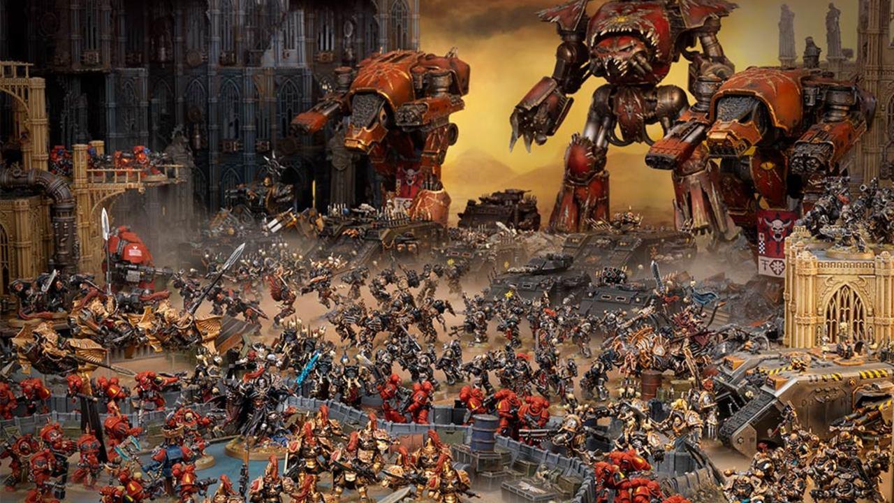 Warhammer 40,000 là gì? - Tựa game tabletop đã khai sinh khái niệm 'Grimdark' - Warhammer