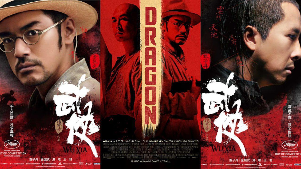 'Dragon': Phim võ hiệp xuất sắc với sự tham gia của Chân Tử Đan, Kim Thành Vũ