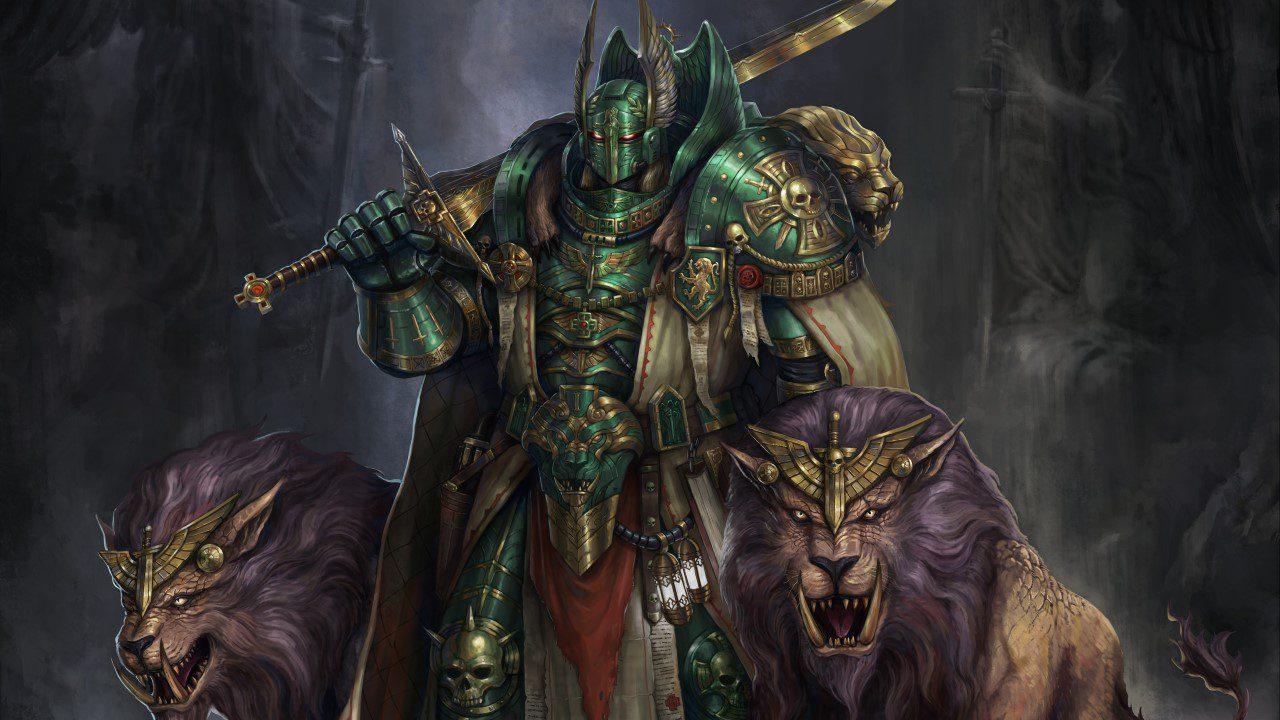 Rangdan Xenocides (Phần 4 - Hết): Lion El'Jonson và Leman Russ dấn thân vào hệ sao Halo đầy hiểm nguy - Rangdan Xenocides