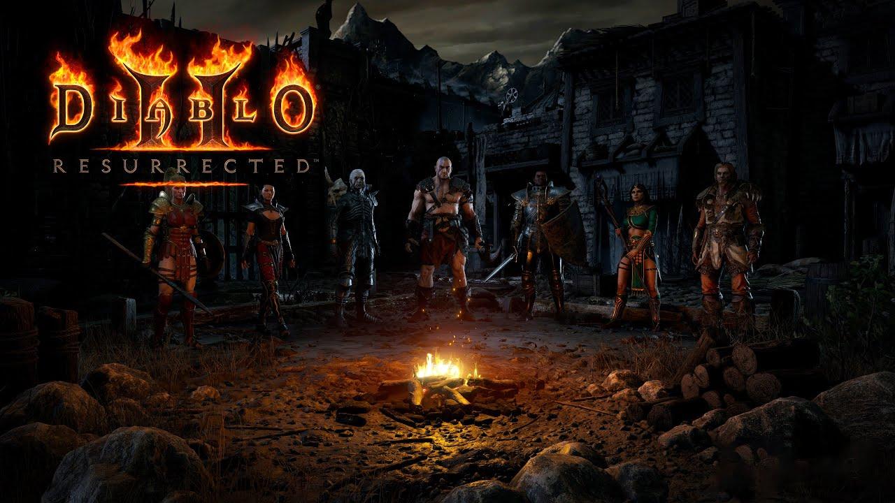 Diablo II: Resurrected – Sự hồi sinh của tựa game huyền thoại không đủ để cứu vãn tình thế cho Blizzard