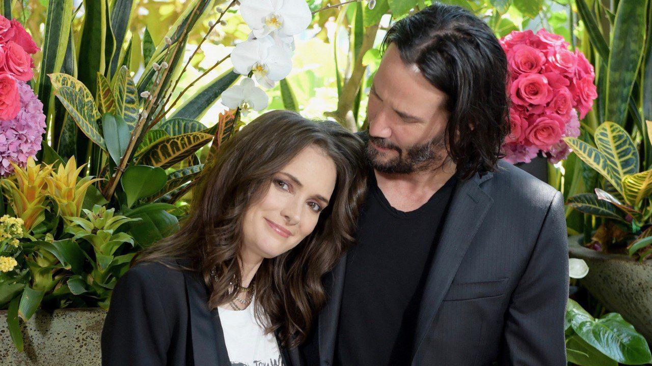 Keanu Reeves và Winona Ryder - Tình bạn kéo dài 3 thập kỷ và lý do khiến họ không ưa đạo diễn Francis Coppola - Winona Ryder